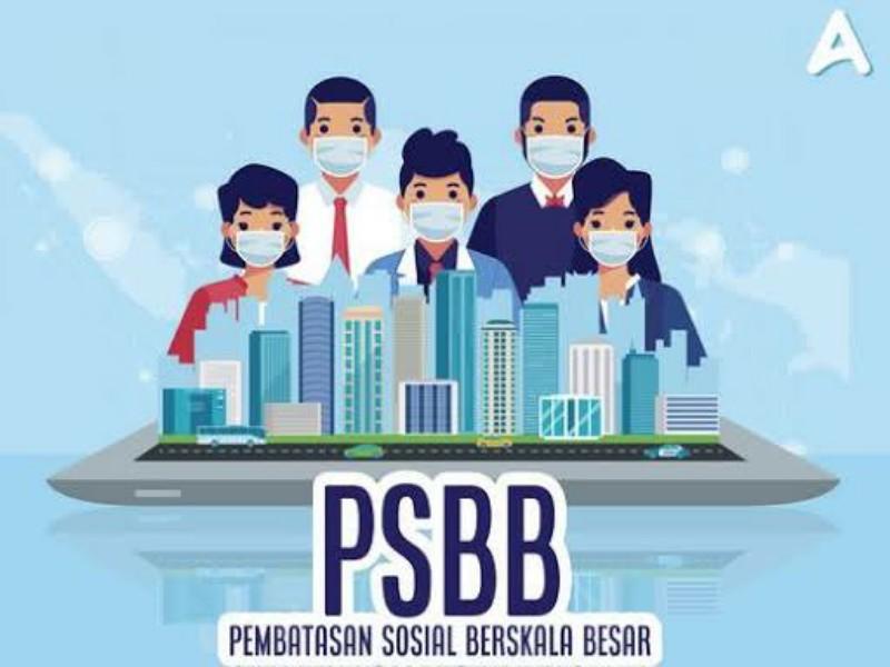 Masa PSBB berlanjut di DKI